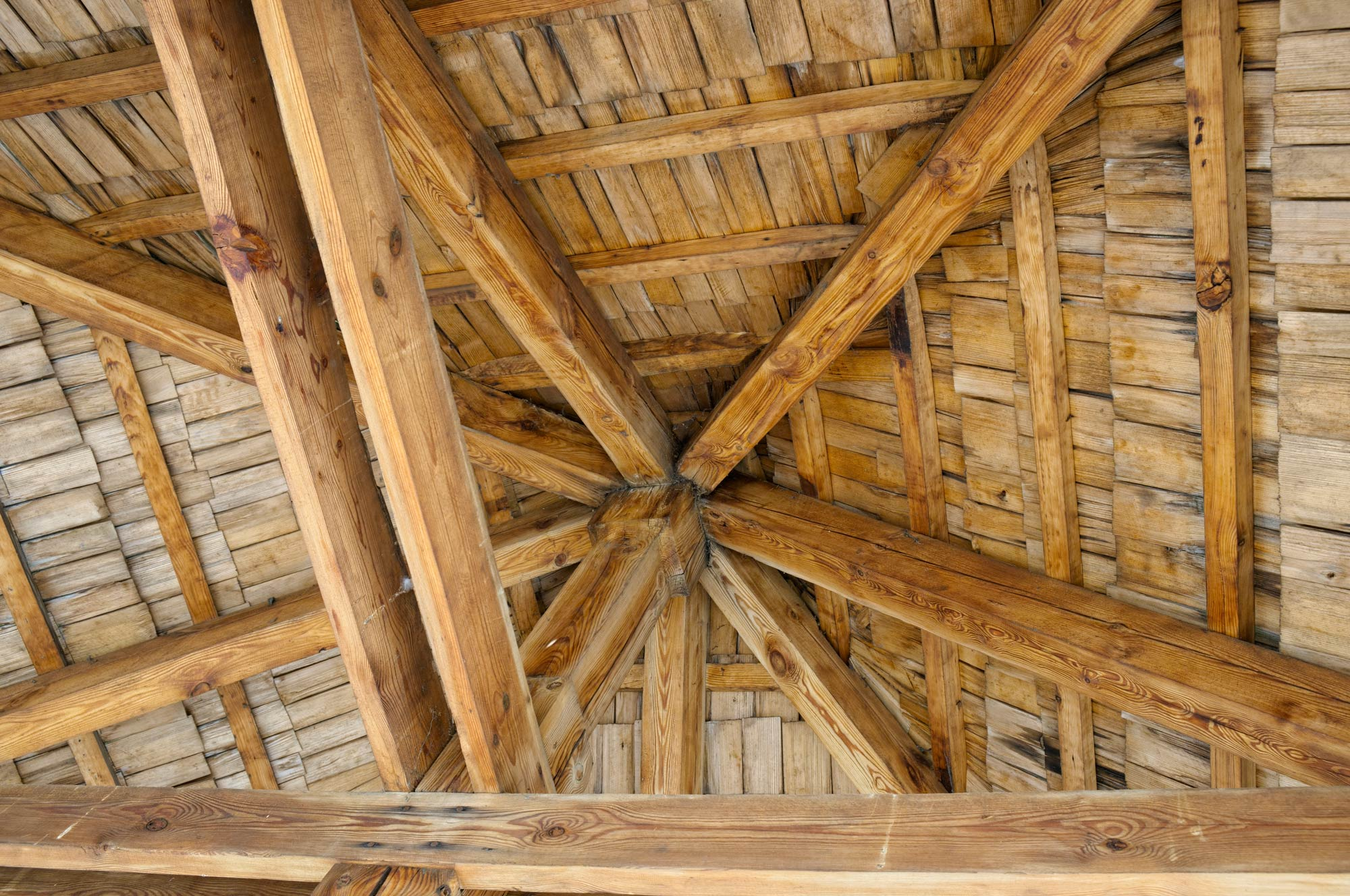 Références CORIABOIS # Structure Charpente Bois
